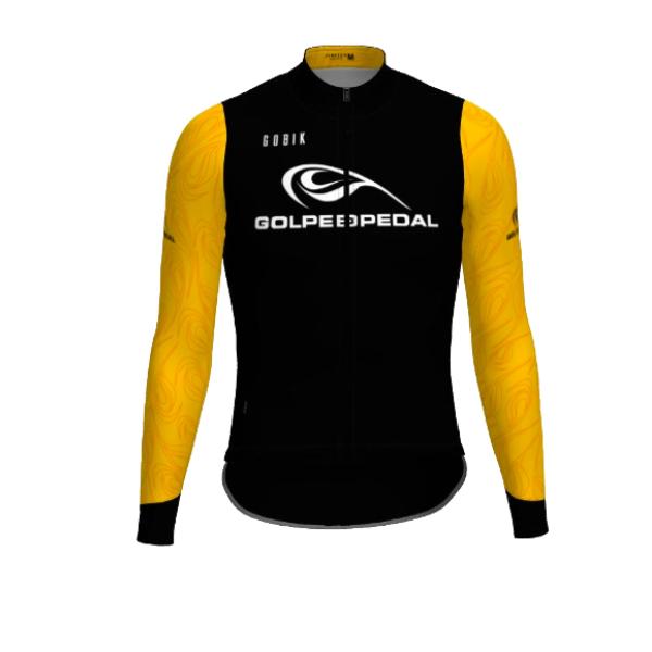 Chaqueta Ciclismo Team Golpe de Pedal by Gobik